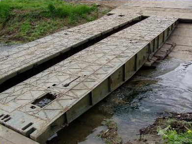 Brückenelemente