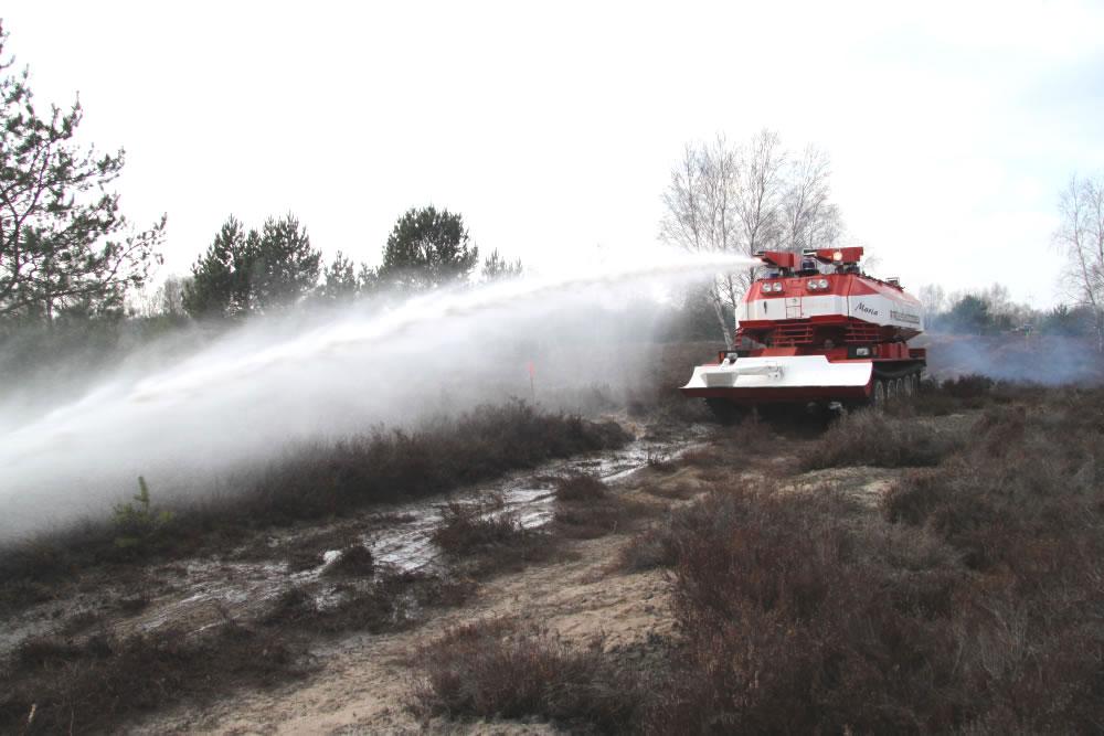 Feuerlöschpanzer Spot55