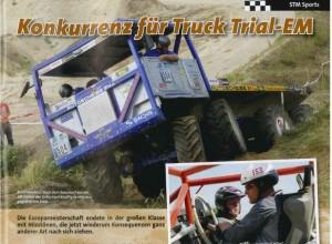 TTCD Truck Trial Club Deutschland e.V. im Schwerlastmagazin